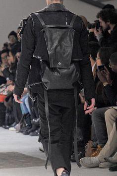 Boris Bidjan Saberi Menswear F/W 2013