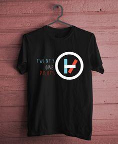T shirt, Men T shirt, Women t shirt twenty one pilots logo's