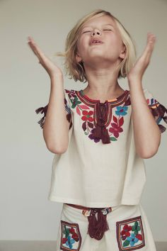 Beautiful children' clothing from Tuchinda in NYC