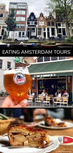 Lea of Calculated Traveller have a visit with Eating Amsterdam Tours through Jordaan, a neighbourhood filled with tiny back streets, beautiful courtyards, and excellent food. Europe Travel Tips, European Travel, Travel Usa, Travel Destinations, Travelling Europe, Travel Guides, Drinking Around The World, Travel Around The World, Amsterdam Food