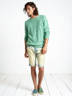 Scotch & Soda S/S14 Menswear Lookbook #SS14 #Menswear #Mensfashion