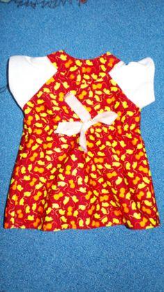 DDR-Kleid-Puppenkleid-Puppe