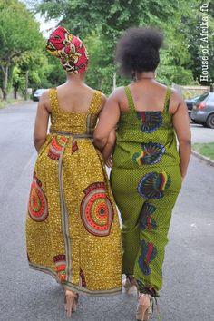 Yumzaa Maxi dress African Print Clothing, African Print Fashion, Fashion Prints, African Clothes, African Dresses For Women, African Fashion Dresses, African Wear, Date Outfits, Fashion Outfits
