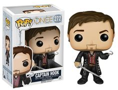 Amazon.com: FunKo POP TV: Once Upon A Time - Hook Toy Figure: Toys & Games
