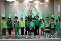 Kindergarten Teacher in Seoul