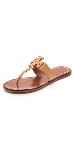 0a3c101b9 Tory Burch Moore Thong Sandals