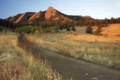 Just Pinned to Save Pins: Health + Wellness Trip Ideas grass outdoor sky mountain habitat mountainous landforms Nature wilderness geographi. Sky Mountain, Mountain Park, Mountain Biking, Colorado Hiking, Boulder Colorado, Chautauqua Park, Get Outdoors, Weekend Getaways, Bouldering