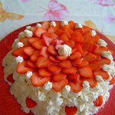 Рецепт ягодного пирога фото
