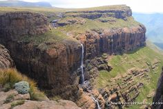 tugela falls-The Perfect South African Road Trip Rio, Visit South Africa, Travel Images, Africa Travel, Beautiful Landscapes, Beautiful Scenery, Beautiful Places, Hiking Trails, Places To See