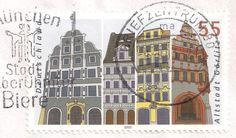 Briefmarke-Europa-Mitteleuropa-Deutschland-55-2003-Görlitz