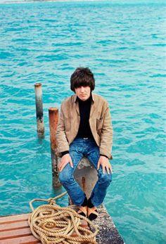 The The Beatles (Paul McCartney , Ringo Starr , John Lennon , George Harrison) Filming Beatles Love, Les Beatles, John Lennon Beatles, Beatles Photos, George Harrison Beatles, Liverpool, Like A Rolling Stone, Rolling Stones, Classic Rock