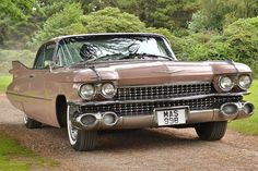 1959 Cadillac Series 62 Maintenance/restoration of old/vintage vehicles: the material for new cogs/casters/gears/pads could be cast polyamide which I (Cast polyamide) can produce. My contact: tatjana.alic@windowslive.com