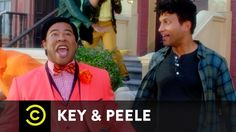 Uncensored - Key & Peele - Negrotown