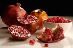 Fruktsalat med granateple