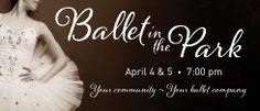 San Antonio Ballet April 4th & 5th 2014 Travis Park San Antonio