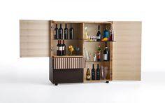 L31 2015 - Design Annalisa Berardi & Luciano Marson (2 Doors, 2 drawers, 3 glass shelves)