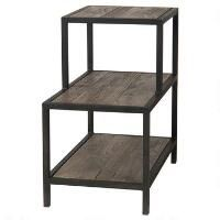 Option 2 - UB end tables Pots, Urban Barn, Pot Plante, Room Shelves, Console Table, End Tables, Family Room, Stool, Dining Room