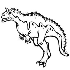 dinosaur jungle coloring page coloring pages for adults pinterest discover more ideas. Black Bedroom Furniture Sets. Home Design Ideas