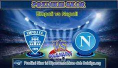 Prediksi Skor Empoli vs Napoli 13 September 2015 Malam Ini, Lengkap Jadwal Jam Tayang Empoli vs Napoli pada ajang Pertandingan Liga Italia Serie A yang akan mengadu dua kekuatan antara Prediksi Empoli vs Napoli