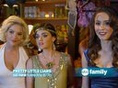 Pretty Little Liars Halloween Special Preview!