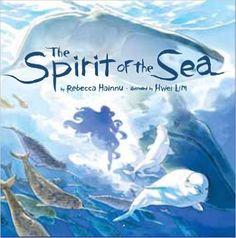 The Spirit of the Sea: Rebecca Hainnu, Hwei Lim: 9781927095751: Books…