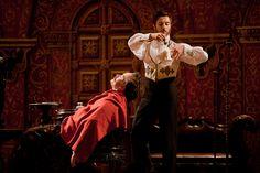 Matthew as Oblonsky in Anna Karenina (2012)