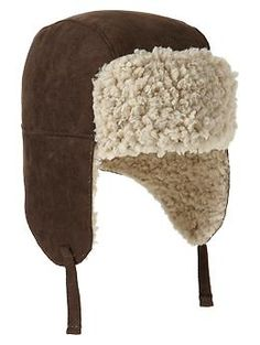 Sherpa trapper hat | Gap  #pinparty