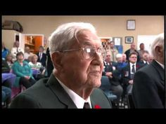 Veteran receives French Legion of Honour (+playlist) Witnessing your grandfather receiving the French Legion of Honour - being Knighted!