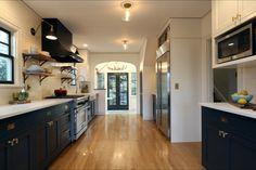 Laurelhurst Charcoal & Brass Kitchen - eclectic - Kitchen - Other Metro - Arciform