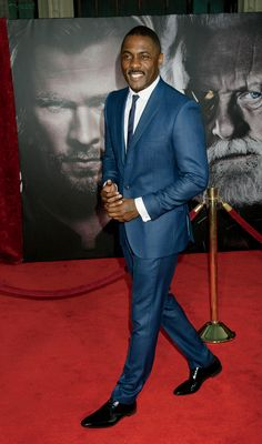 Idris Elba – @VanityFair International Best Dressed List 2014 — http://www.vanityfair.com/style/the-international-best-dressed-list/2014/26