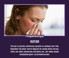 DOMOWY TRIK NA POZBYCIE SIĘ KATARU! Good Advice, Good To Know, Home Remedies, Inspire Me, Health And Beauty, Life Hacks, Beauty Hacks, Health Fitness, Tips