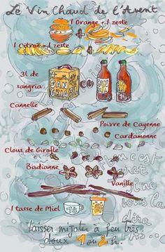 Vin chaud de l'Avent - Tambouille.fr  testé et approuvé