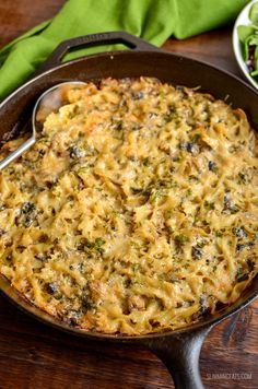 Dig into this heavenly Syn Free Baked Garlic Mushroom and Ricotta Pasta dish - a perfect speed filled recipe. Slimming World Vegetarian Recipes, Slimming World Pasta, Vegetarian Recipes For Beginners, Healthy Recipes, Slimming Eats, Healthy Meals, Slimming Workd, Diet Recipes, Recipies