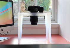 DSLR Overhead Photography - Steady Stand SS300 Kit | Blog | ModahausModahaus