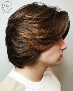 Mens Hair Trends, Bald Fade, Hair Styler, Bowl Cut, Comb Over, Pompadour, Fade Haircut, Perm, Hair Art