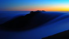 Fog has a bad habit of obscuring views. But as these videos illustrate, it also replaces familiar vistas with something even more fascinating and ephemeral.