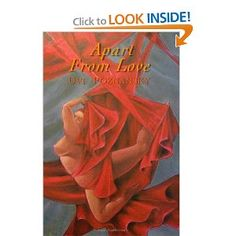The Dan O'Brien Project: Interview with Uvi Poznansky, Author of Apart From Love Love Book, Book 1, This Book, Great Books, My Books, Books To Read, Literary Fiction, Free Kindle Books, Literature