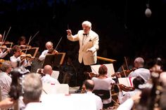 Beethoven No. 5 and 6 from The Boston Symphony at opening night of Tanglewood's 75th season. Photos + full recording: http://n.pr/NcdGBX
