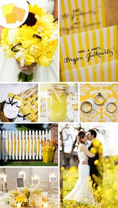 Great use of Yellow