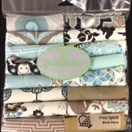 Cutie Pack Free Spirit Birch Farm - to be used with any of our cutie quilt patterns