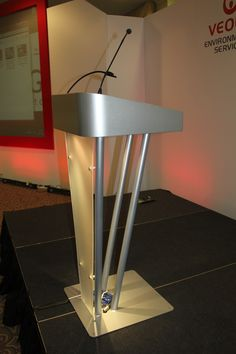 One of our lecterns