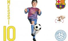 "Safe toys, marionette Lionel Andrés ""Leo"" Messi is an Argentine footballer who plays as a forward for La Liga club FC Barcelona official product. Lionel Messi, Fc Barcelona, Leo, The League, Lion"