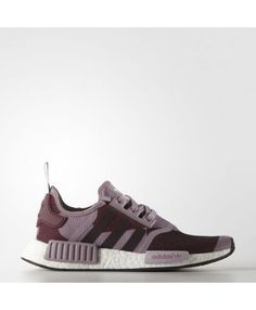 3de94e2b8 Adidas NMD Runner W Blanch Purple Mesh Size ultra boost