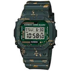 Casio Watch, Casio G Shock Watches, Limited Edition Watches, Carbon Fiber, Camouflage, Watches For Men, Resin, Elapsed Time