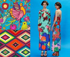 Texperts, Spring/Summer 2014 Prints and Graphics Trends