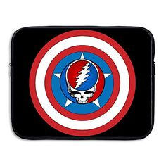 Custom Cool Steal Your Face Waterproof Notebook Protective Case 15 Inch -- Read more reviews of the product by visiting the link on the image.