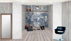 DIY closet Interior Design, Closet, Diy, Nest Design, Armoire, Home Interior Design, Bricolage, Interior Designing, Closets