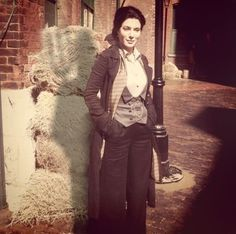 Warehouse 13 Cast H.G. Wells | jaime murray as hg wells ~ warehouse 13 | Cosplay Ideas | Pinterest