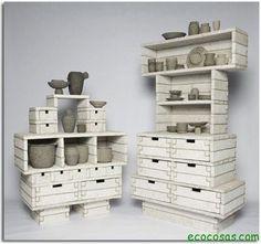 Madera de papel una idea que salva árboles - Ecocosas