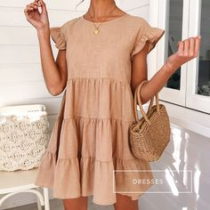 Dresses clothes in 2019 vestidos, vestidos cortos, vestidos Mode Outfits, Trendy Outfits, Fashion Outfits, Scene Outfits, Dress Fashion, Fashion Fashion, Korean Fashion, Vintage Fashion, Fashion Tips